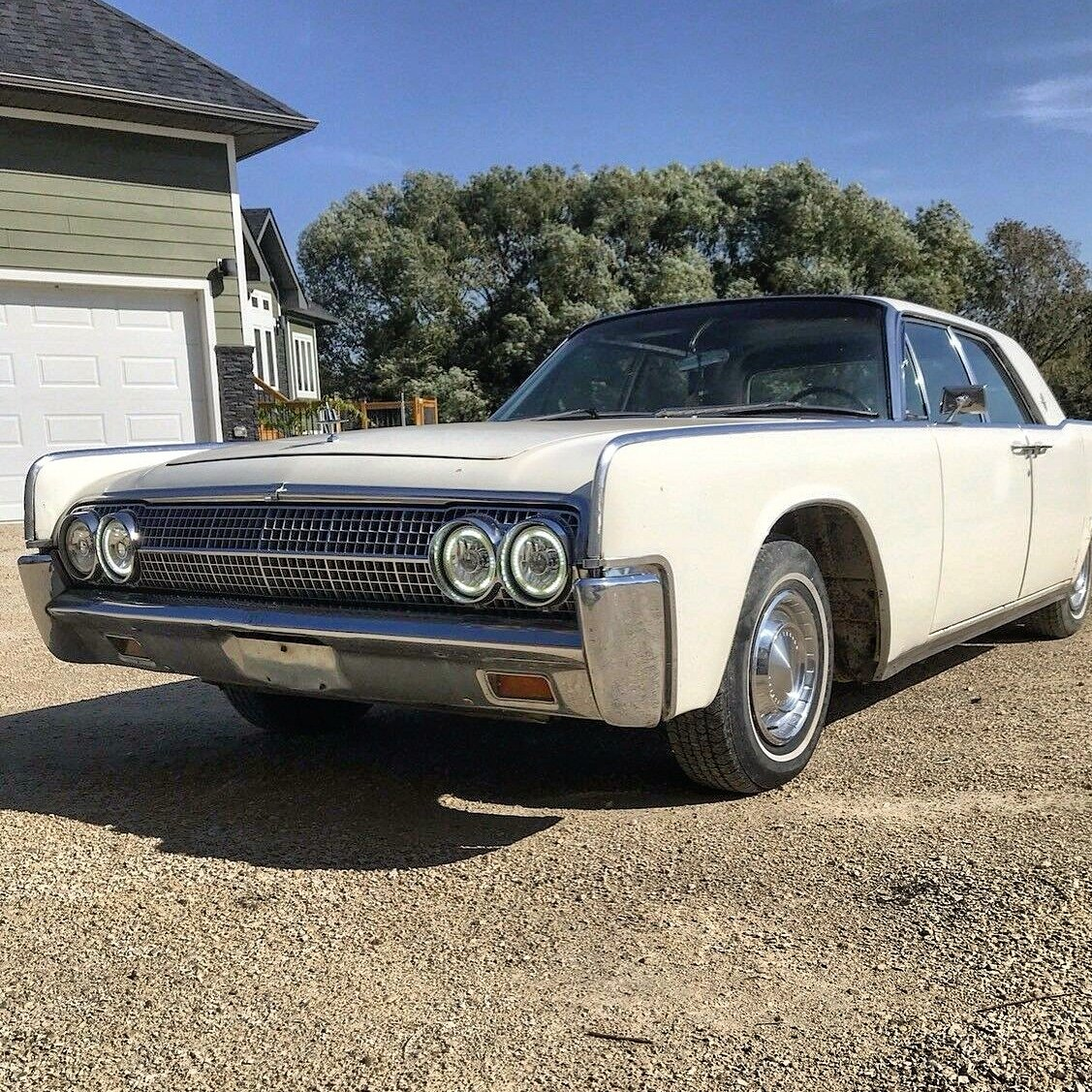 1963 Stunning Lincoln Continental Suicide Doors For Sale