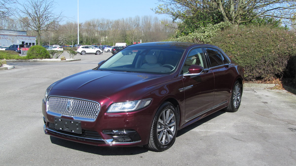 2018 '19 reg Lincoln Continental 2.0L  For Sale (picture 1 of 6)