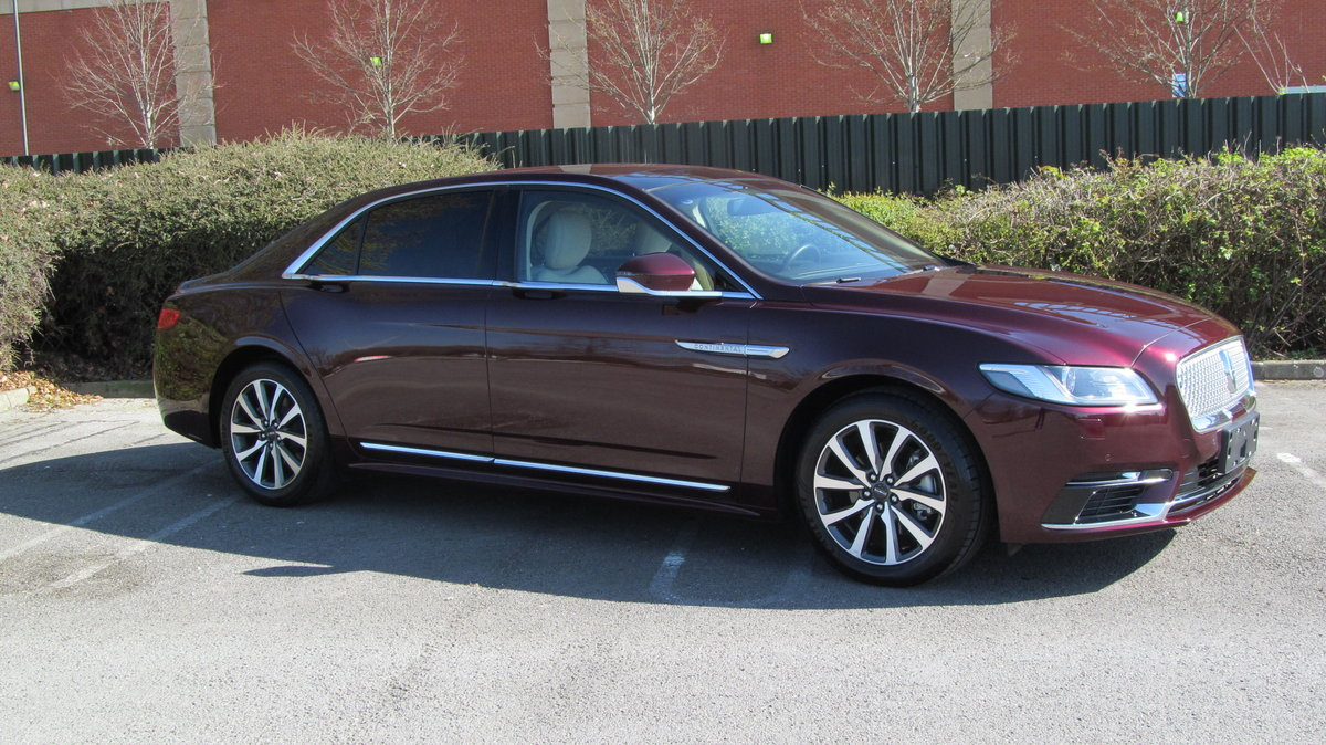 2018 '19 reg Lincoln Continental 2.0L  For Sale (picture 2 of 6)