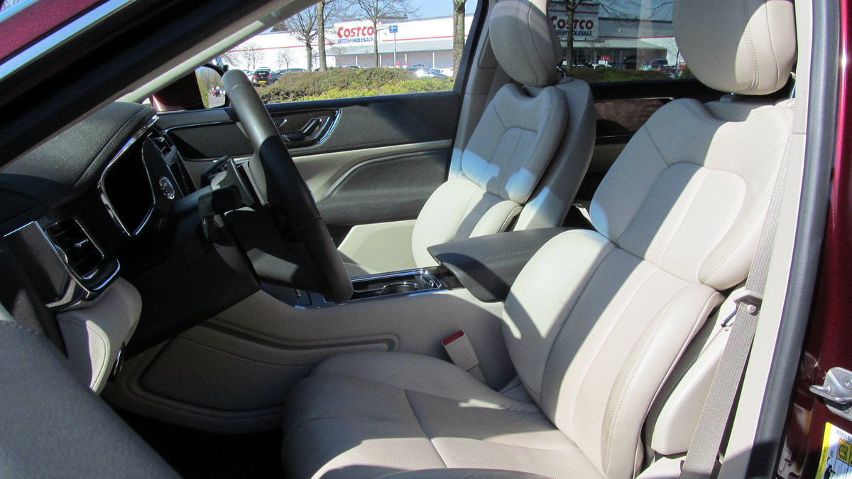2018 '19 reg Lincoln Continental 2.0L  For Sale (picture 3 of 6)