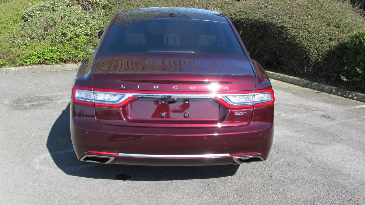 2018 '19 reg Lincoln Continental 2.0L  For Sale (picture 6 of 6)