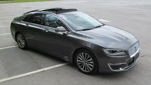Picture of 2018 '19 reg Lincoln MKZ RESERVE SOLD
