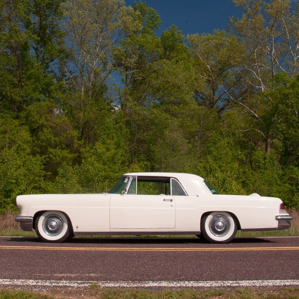 1956 Lincoln Continental Mark II = clean Ivory driver $obo For Sale (picture 3 of 5)