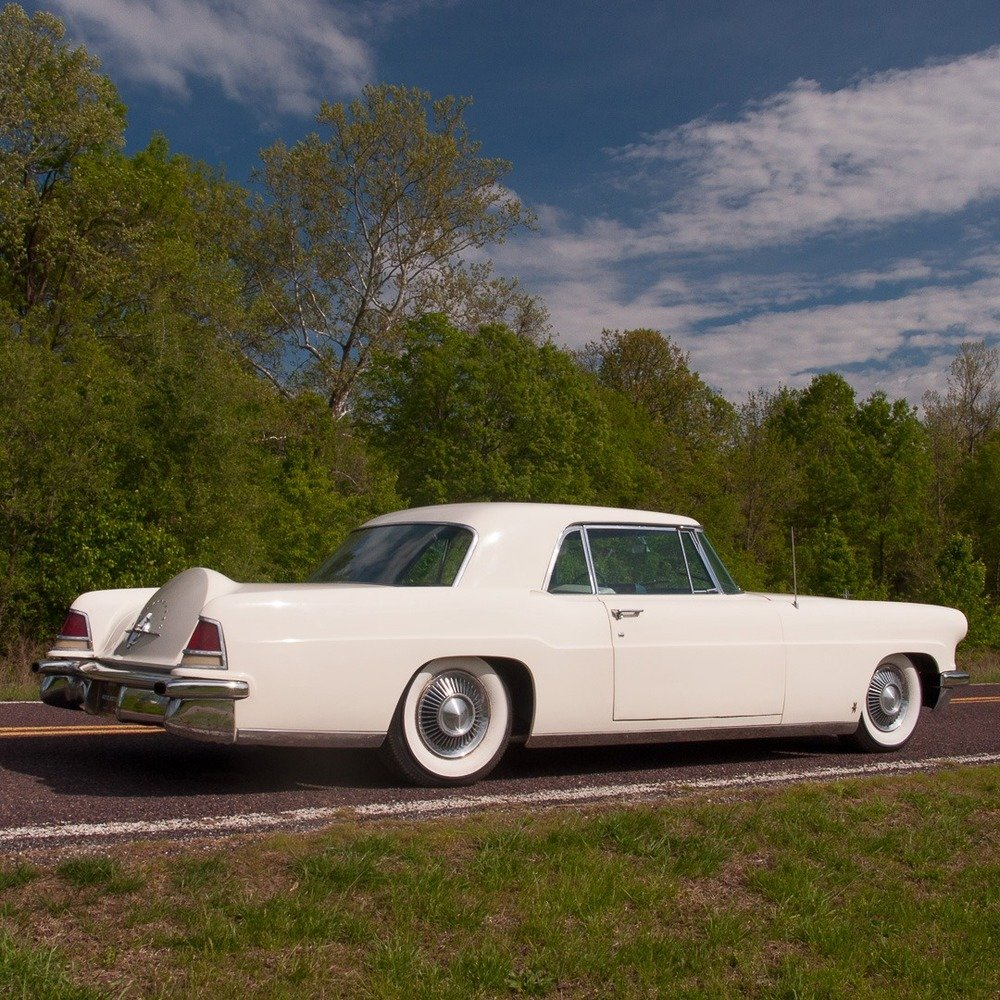 1956 Lincoln Continental Mark II = clean Ivory driver $obo For Sale (picture 5 of 5)