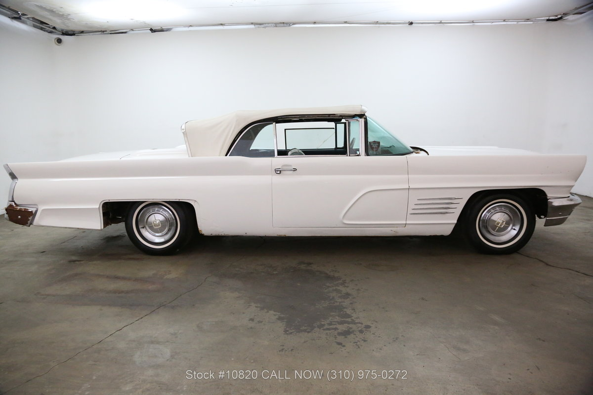 1960 Lincoln Continental Convertible For Sale (picture 2 of 6)