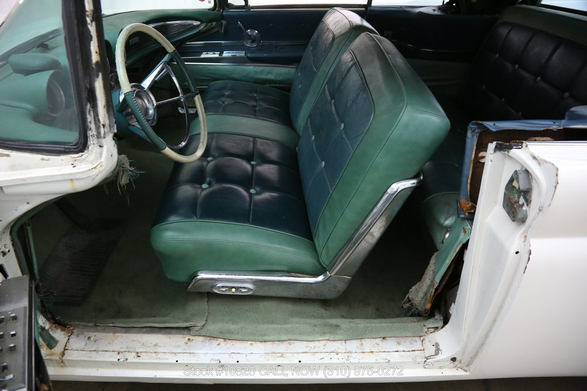 1960 Lincoln Continental Convertible For Sale (picture 4 of 6)