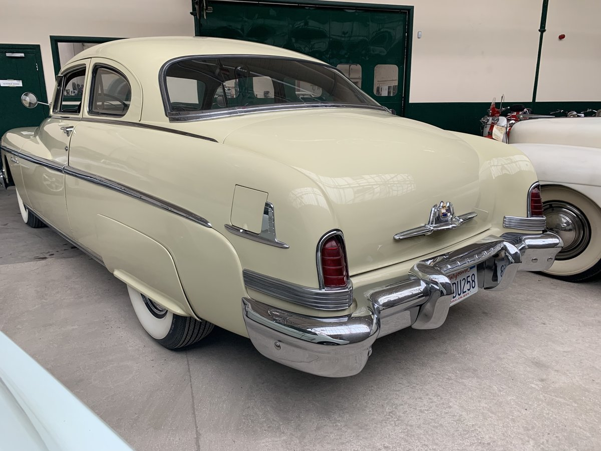 1951 Lincoln V8 Auto Sports Coupe For Sale (picture 3 of 6)