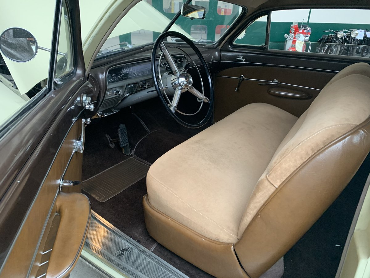 1951 Lincoln V8 Auto Sports Coupe For Sale (picture 6 of 6)