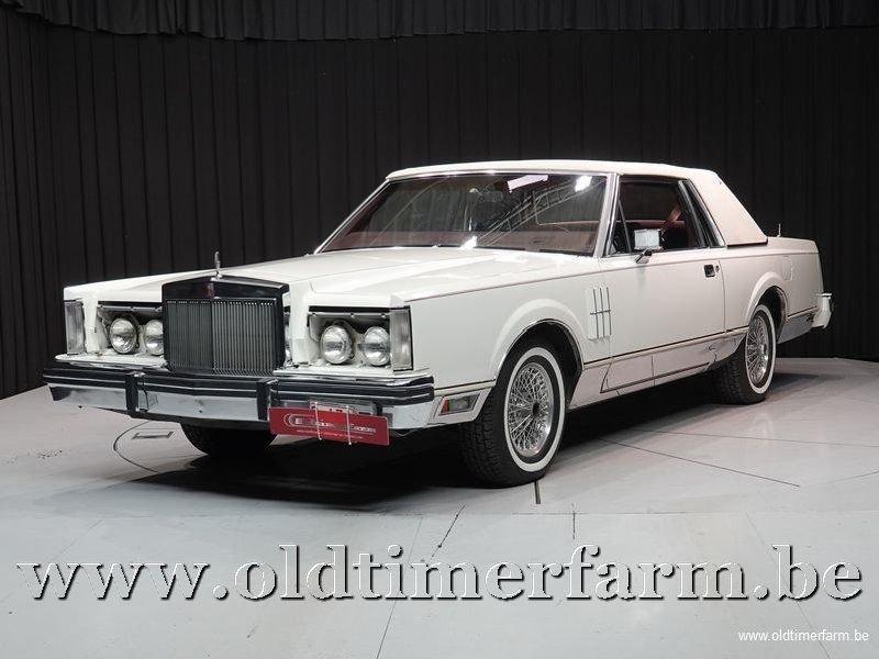 1982 Lincoln Continental Mark VI '82 For Sale (picture 1 of 6)
