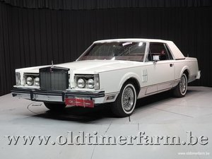 1982 Lincoln Continental Mark VI '82 For Sale