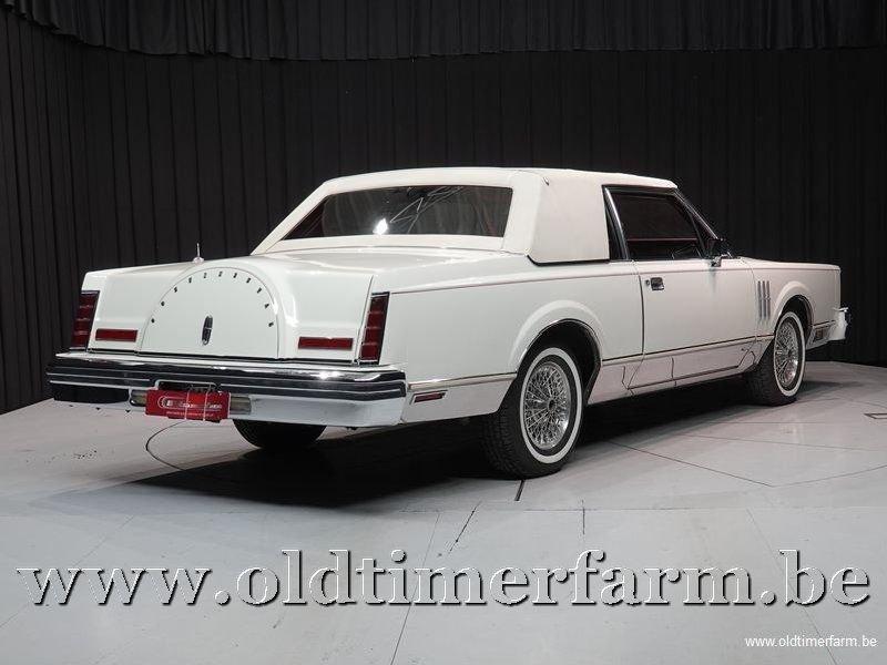 1982 Lincoln Continental Mark VI '82 For Sale (picture 2 of 6)