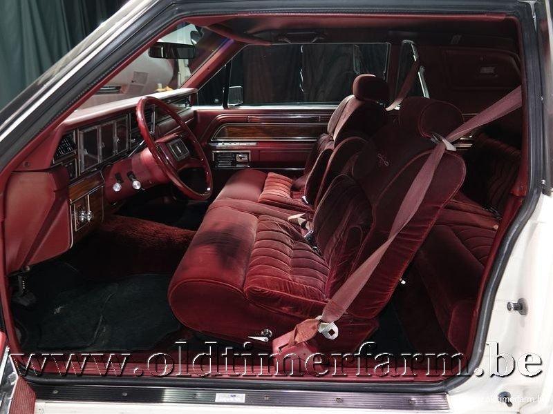 1982 Lincoln Continental Mark VI '82 For Sale (picture 4 of 6)