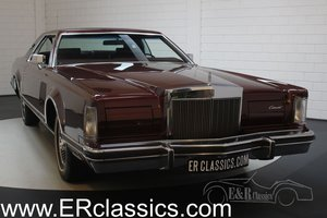 Lincoln Continental Mark V 1978 coupe automatic For Sale