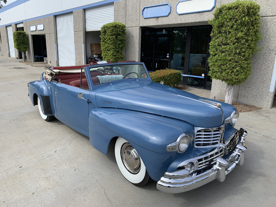 1948 Iconic American Convertible For Sale For Sale (picture 1 of 6)