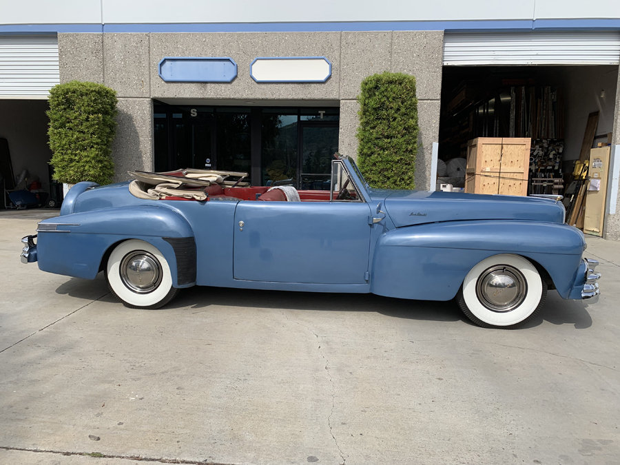 1948 Iconic American Convertible For Sale (picture 2 of 6)