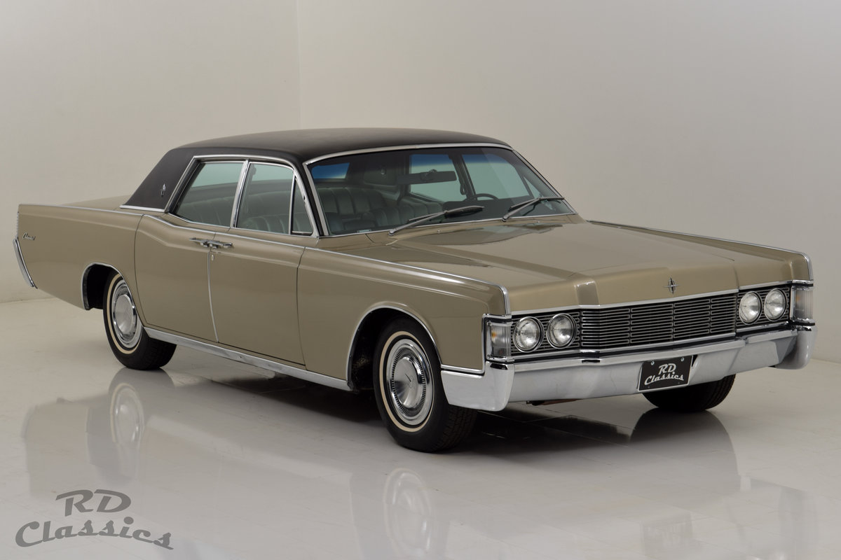 1968 Lincoln Continental Suicide Doors For Sale (picture 2 of 6)