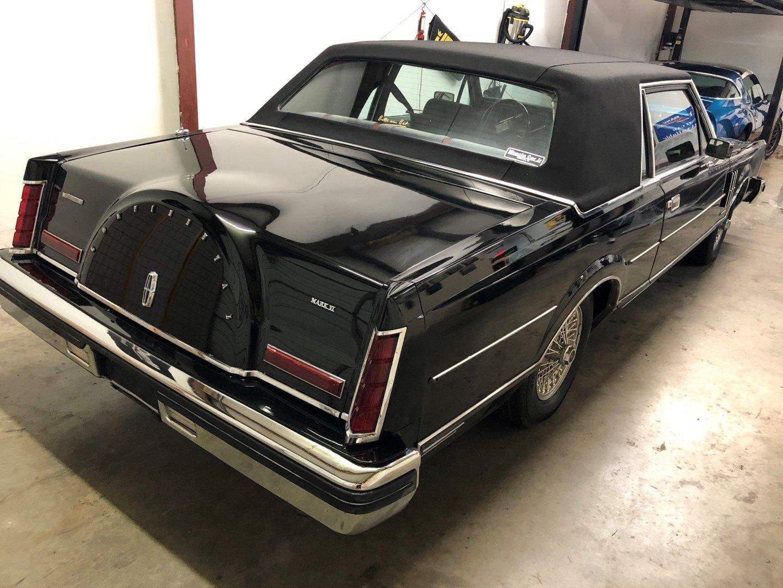 1982 Lincoln Continental Mk VI Coupe Bill Blass Edition  For Sale (picture 6 of 6)