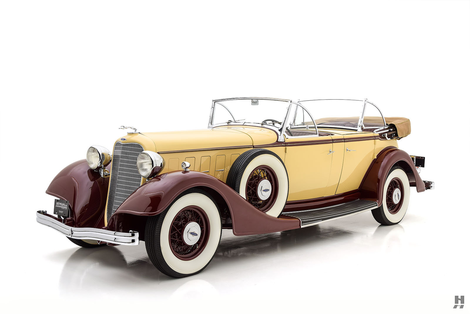 1934 LINCOLN KB SPORT PHAETON For Sale (picture 1 of 6)