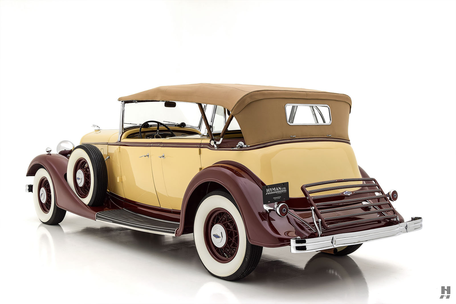 1934 LINCOLN KB SPORT PHAETON For Sale (picture 6 of 6)