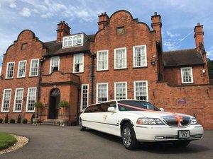 2003 Limousine hire Nottingham