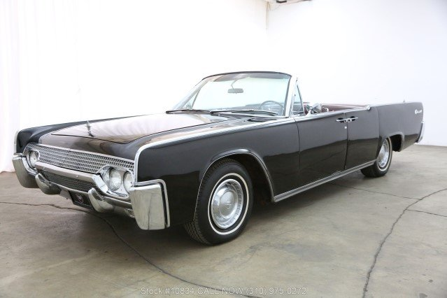 1961 Lincoln Continental Convertible For Sale (picture 3 of 6)