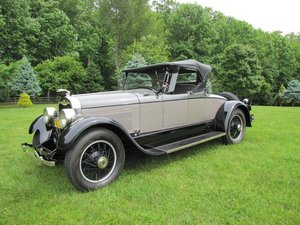 1925 RARE CONVERTIBLE  For Sale