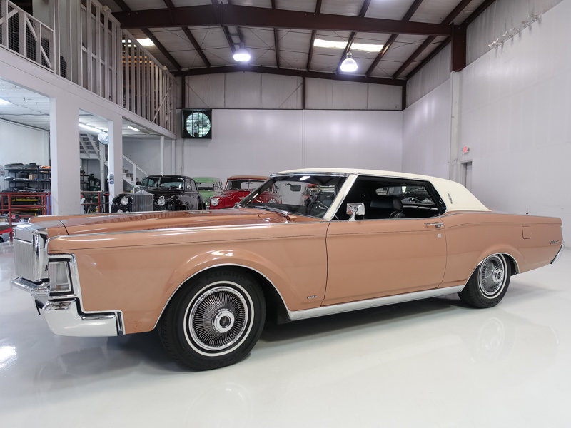 1969 Lincoln Continental Mark III For Sale (picture 1 of 6)