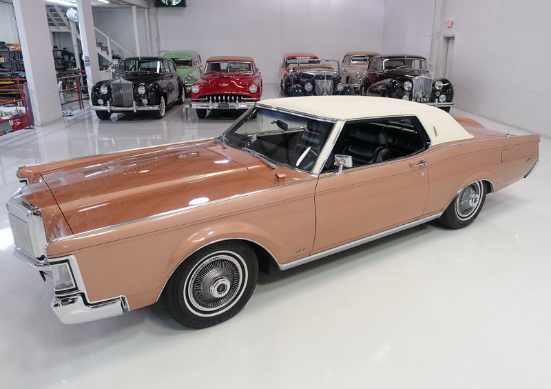 1969 Lincoln Continental Mark III For Sale (picture 2 of 6)