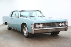 1965 Lincoln Continental Sedan For Sale