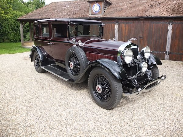 1929 Lincoln Model L Limousine For Sale (picture 1 of 6)