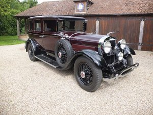 1929 Lincoln Model L Limousine
