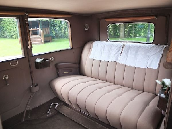 1929 Lincoln Model L Limousine For Sale (picture 4 of 6)