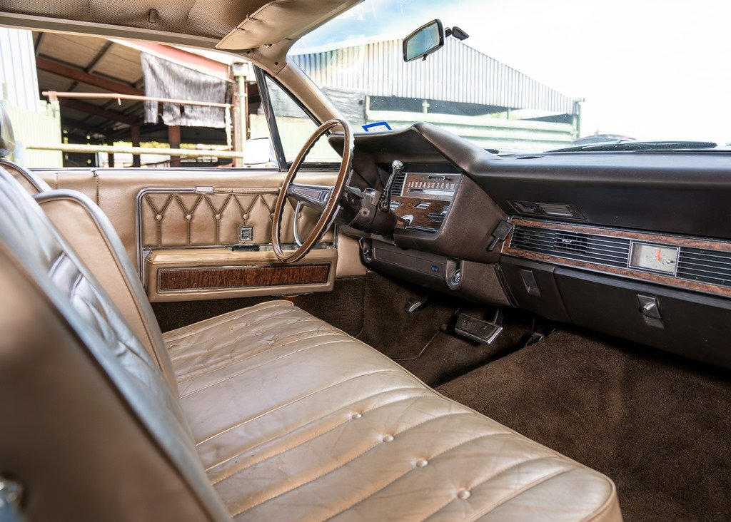 1969 Lincoln Continental Kennedy Coup (Fourth Generation) SOLD by Auction (picture 6 of 6)