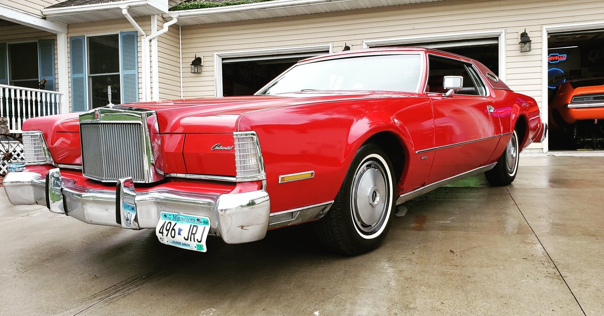1975 Lincoln Continental Mark IV For Sale (picture 1 of 6)