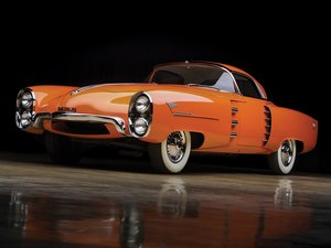 1955 Lincoln Indianapolis Exclusive Study by Boano For Sale by Auction
