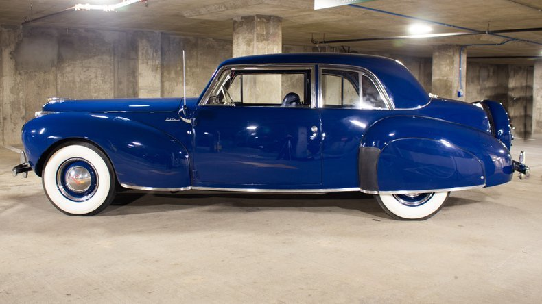 1941 Lincoln Continental HardTop = Rare 1 of 850 made $49.9k For Sale (picture 1 of 6)