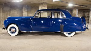 1941 Lincoln Continental HardTop = Rare 1 of 850 made $49.9k For Sale