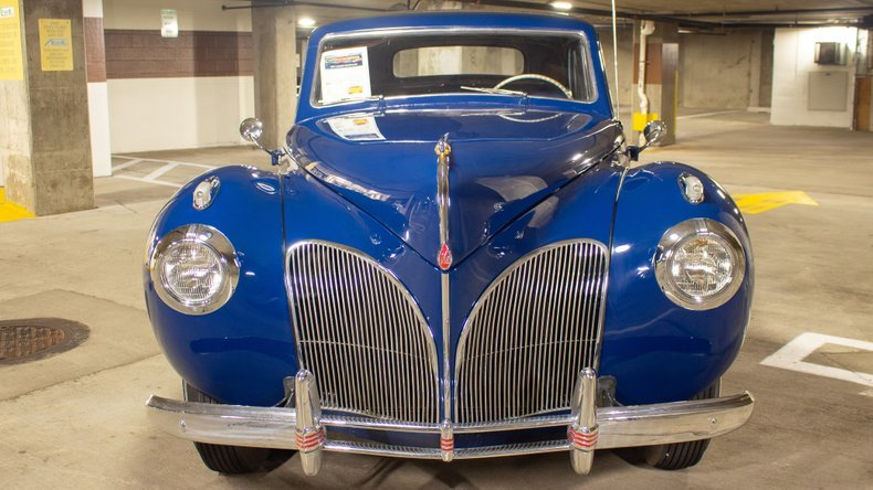 1941 Lincoln Continental HardTop = Rare 1 of 850 made $49.9k For Sale (picture 2 of 6)