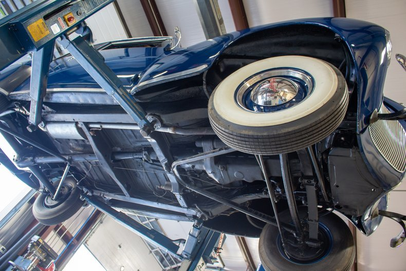 1941 Lincoln Continental HardTop = Rare 1 of 850 made $49.9k For Sale (picture 6 of 6)