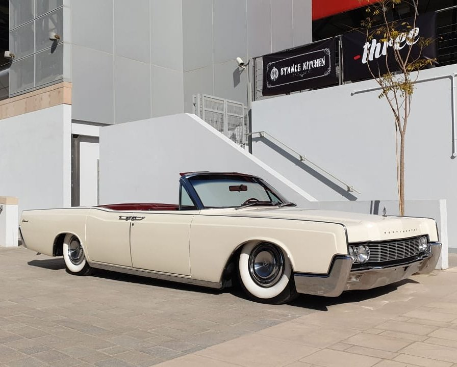 Lincoln Continental Convertible 1967 Air Ride For Sale (picture 1 of 6)