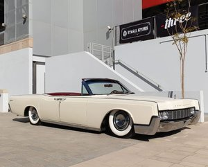 Lincoln Continental Convertible 1967 Air Ride