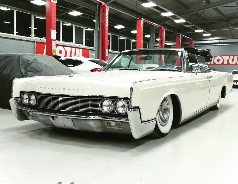 Lincoln Continental Convertible 1967 Air Ride For Sale (picture 2 of 6)