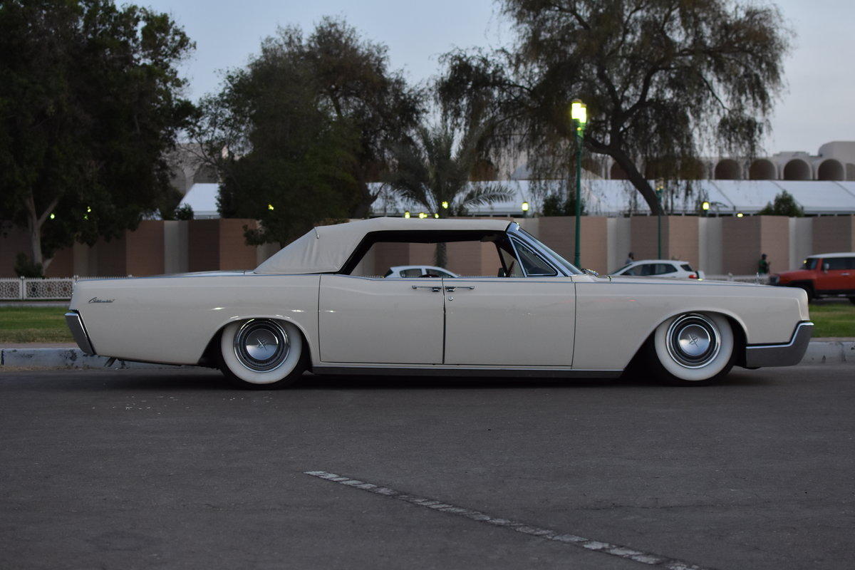 Lincoln Continental Convertible 1967 Air Ride For Sale (picture 5 of 6)