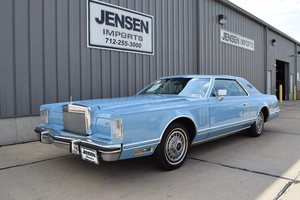 1979 Lincoln Mark V For Sale