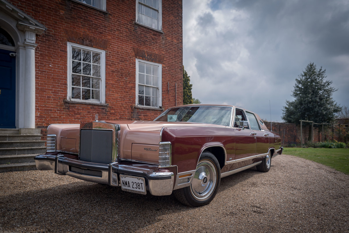 1979 Lincoln Continental  For Sale (picture 18 of 24)