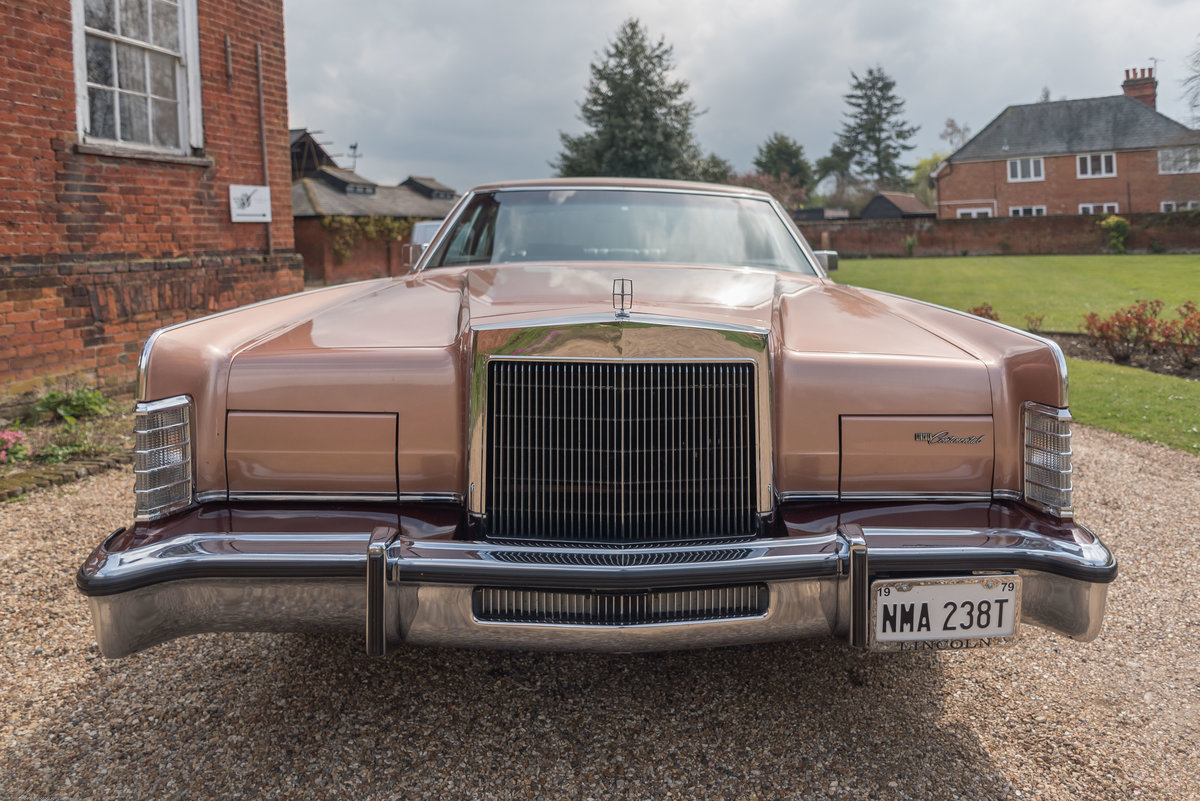 1979 Lincoln Continental  For Sale (picture 20 of 24)