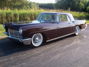 1956 Lincoln Continental MK II  For Sale by Auction