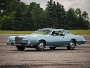 1974 Lincoln Continental Mark IV  For Sale by Auction