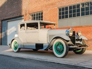 1929 Lincoln Model L-179 Coupe  For Sale by Auction