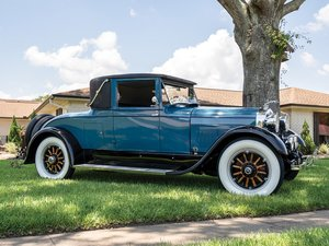 1927 Lincoln Model L Coupe  For Sale by Auction